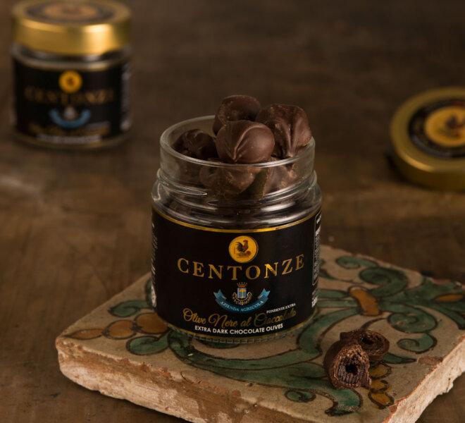 Olive_Nere_Al-Cioccolato_Fonndente-Extra_Centonze
